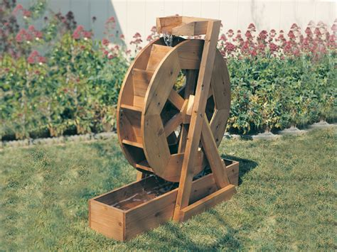Small-Water-Wheel-Plans