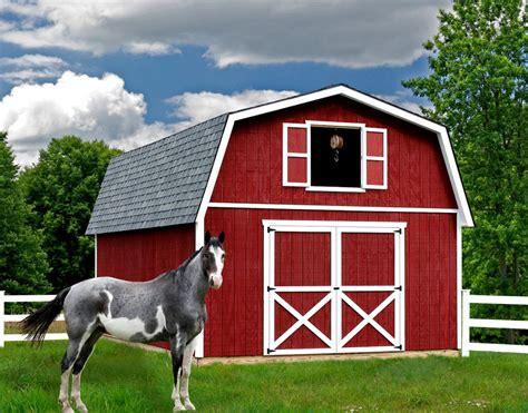 Small-Wood-Barn-Diy-Kits