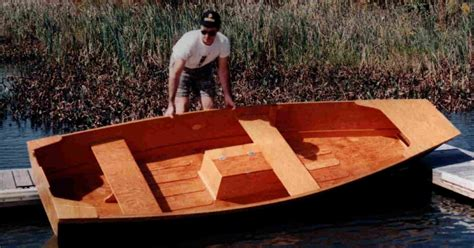 Small-Wood-Fishing-Boat-Plans