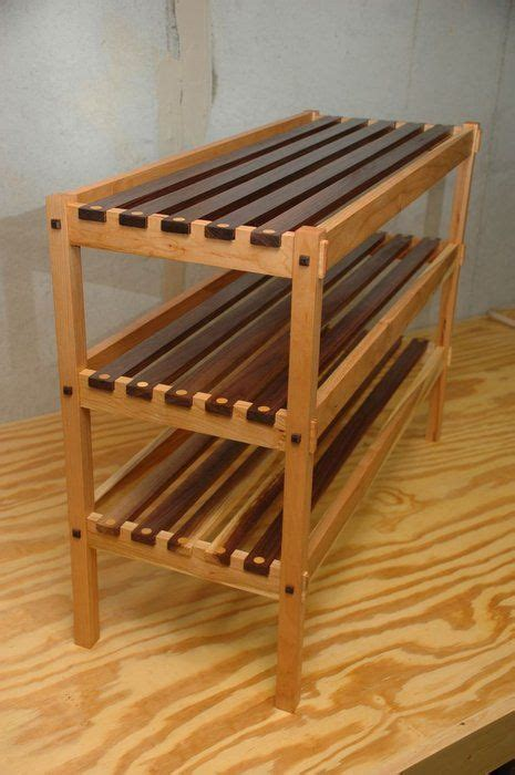 Small-Wood-Shoe-Rack-Plans
