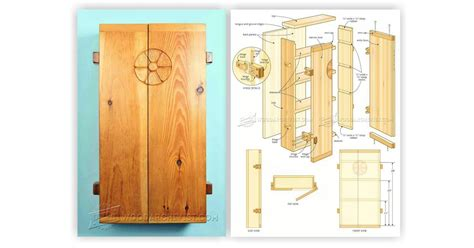 Small-Wood-Wall-Cabinet-Plans
