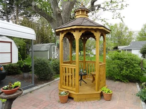 Small-Wooden-Gazebo-Plans