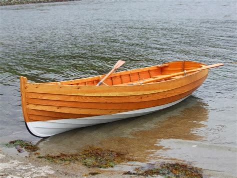 Small-Wooden-Skiff-Plans