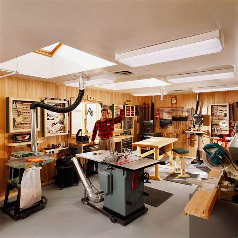 Small-Woodworking-Shop-Layout-Ideas