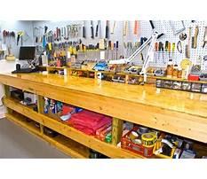 Best Small basement workshop plans