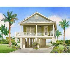 Best Small beach house plans on stilts
