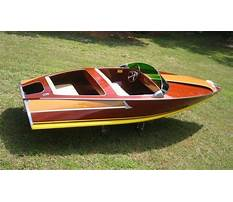 Best Small boat kits to build