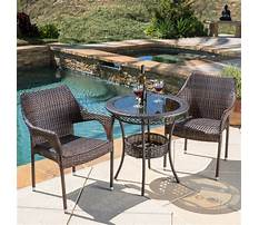 Best Small garden table and chairs