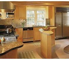 Best Small l shaped kitchen designs with island