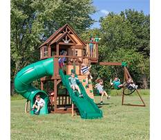 Best Small swing sets with slide