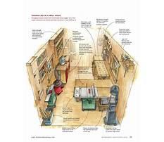 Best Small wood shop building plans