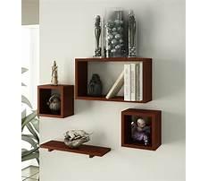 Best Small wood wall shelf