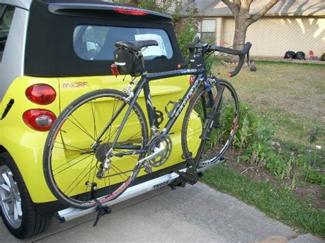 Smart Fortwo Diy Bike Rack