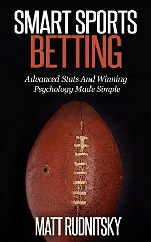 [pdf] Smart Sports Betting How To Win Money With Advanced Stats. -1