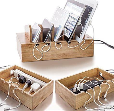 Smartphone-Charging-Rack-Diy