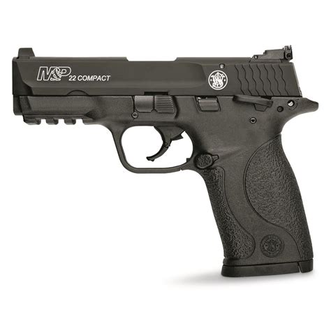 Smith  Wesson M P 22 Compact Semi-Automatic  22lr 3 56 .