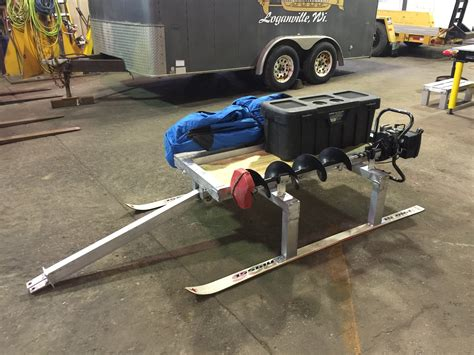 Smitty Sled Plans