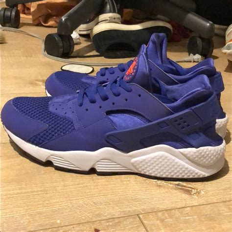 Smoke Purple Sneakers Nike Huarache