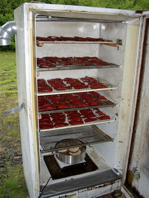 Smokehouse Plans For Refrigerators