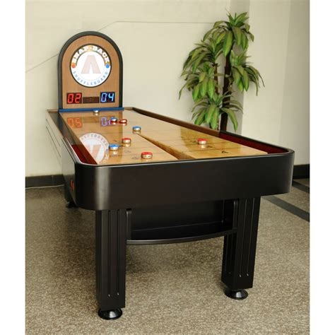 Snap Back Shuffleboard Table Plans
