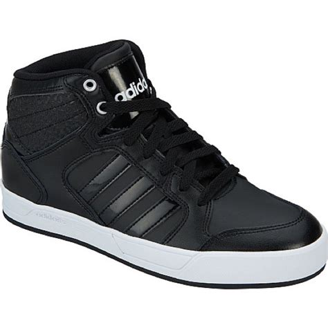 Sneakers Womens Adidas Black High Tops