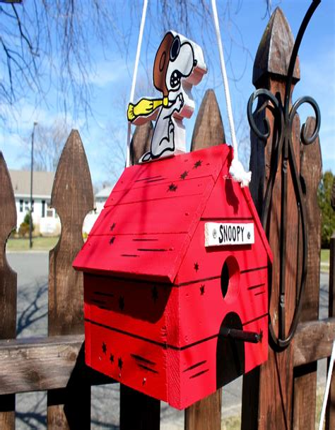 Snoopy-Bird-House-Plans