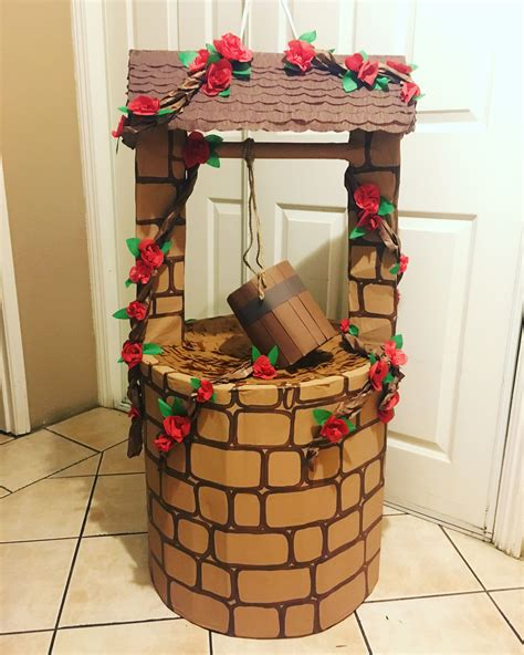 Snow White Diy Wishing Well