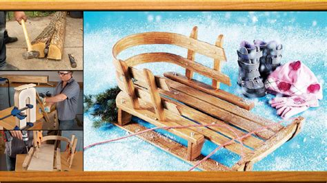 Snowmobile Sleigh Plans