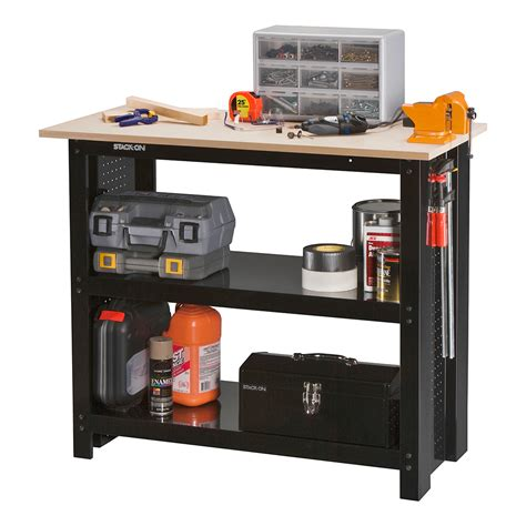 So-382b-Stack-On-Steel-Diy-Workbench