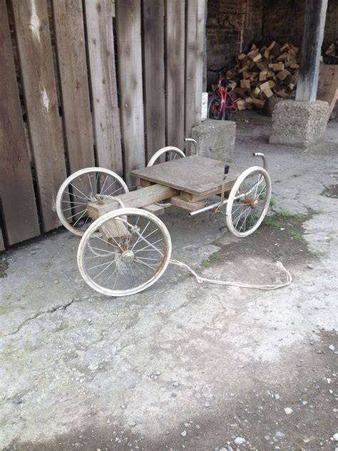 Soap Box Trolley Planswift
