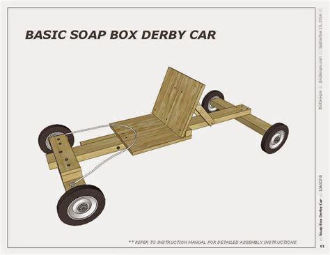 Soap-Box-Derby-Car-Design-Plans