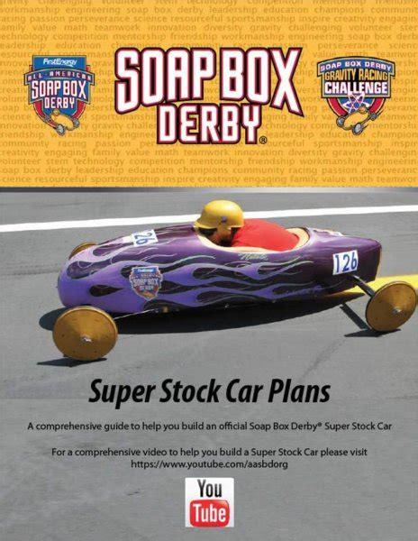 Soap-Box-Derby-Super-Stock-Plans