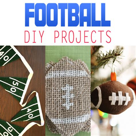 Soccer Diy Projects
