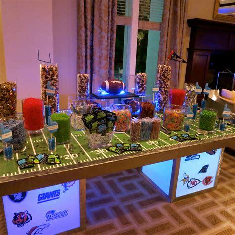 Soccer-Candy-Buffet