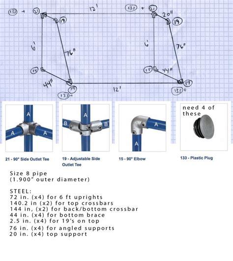 Soccer-Goal-Blueprints
