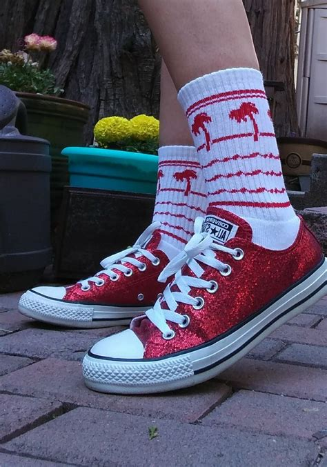 Socks With Converse Sneakers