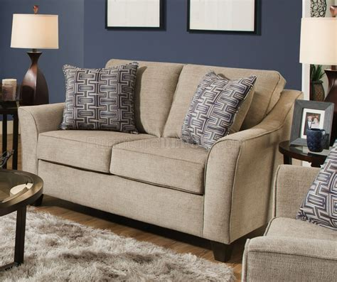Sofa Loveseat & Recliner Package