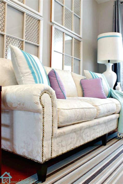 Sofa Makeover Diy