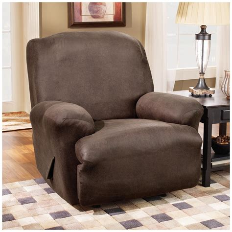 Sofa Slipcovers Leather Recliner