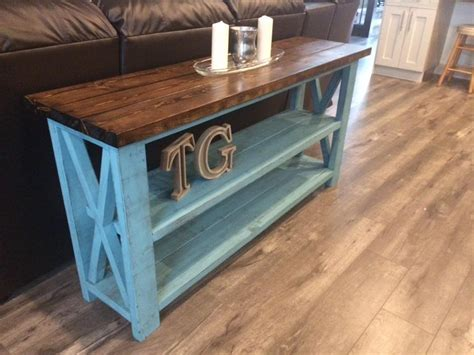 Sofa Table Building Plans