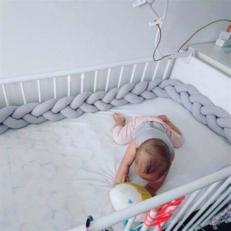 Soft Bed Bumpers Diy Projects