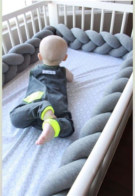 Soft Bed Bumpers Diy Room