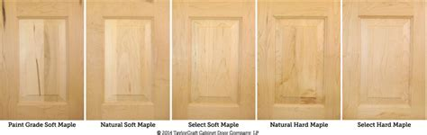Soft Maple Vs Hard Maple Cabinets