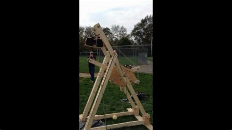 Softball Trebuchet Plans