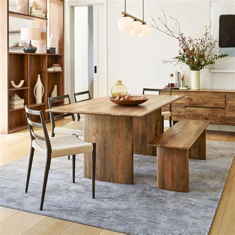 Solid Wood Dining Table Plans