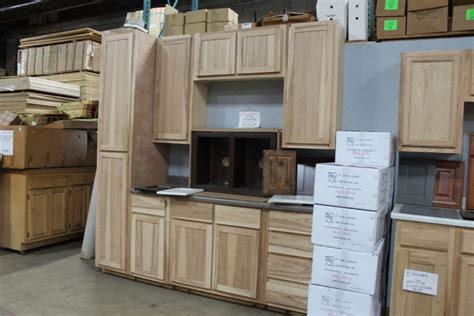 Solid Wood Kitchen Cabinets Unfinished