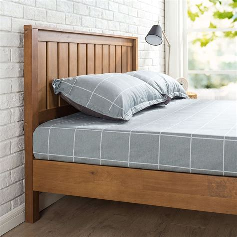 Solid Wood Twin Bed Frame Diy
