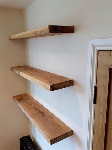 Solid-Floating-Shelves-Diy