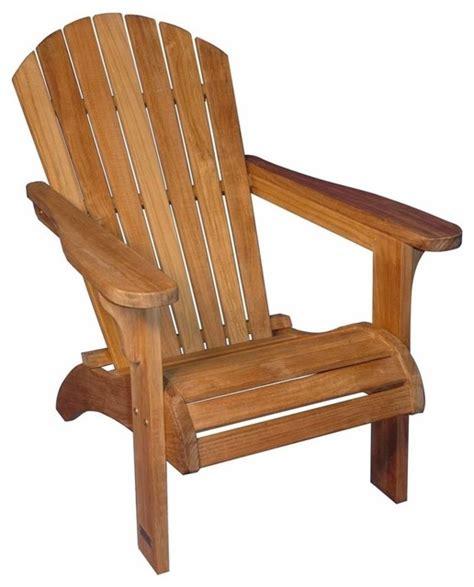 Solid-Teak-Adirondack-Chairs