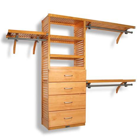 Solid-Wood-Closet-Kits